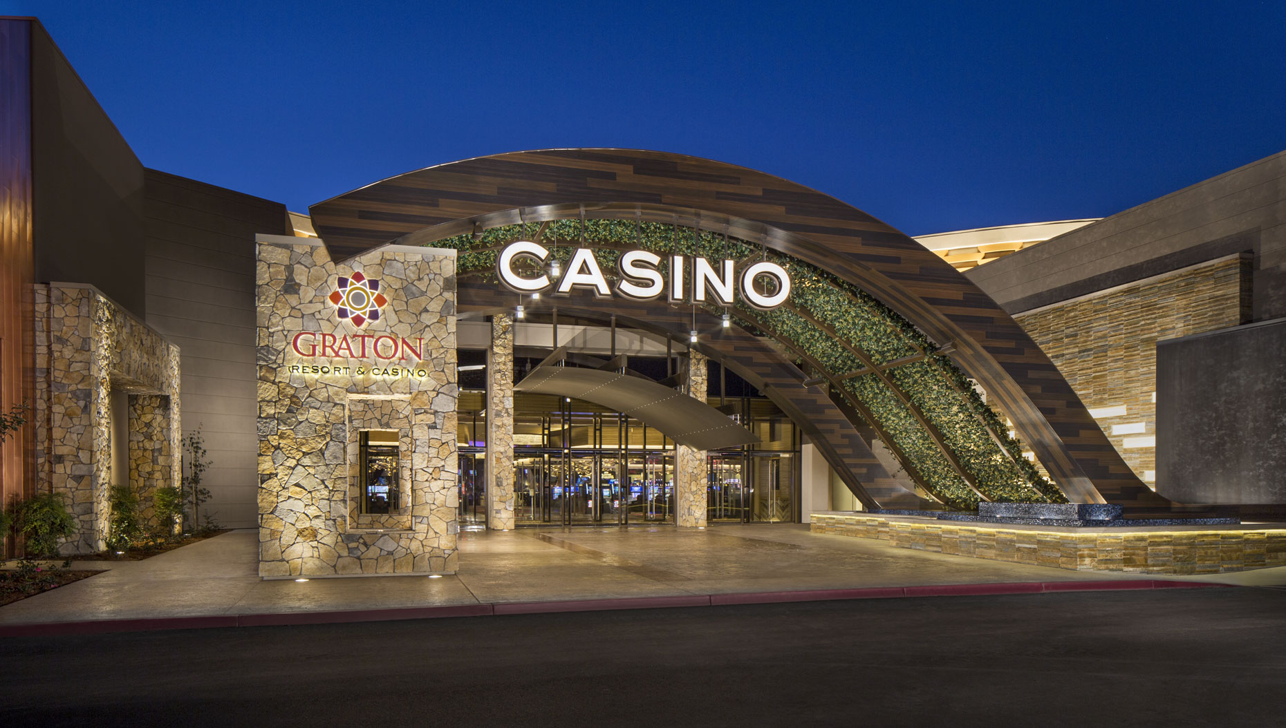 Gaming Photography Graton Casino