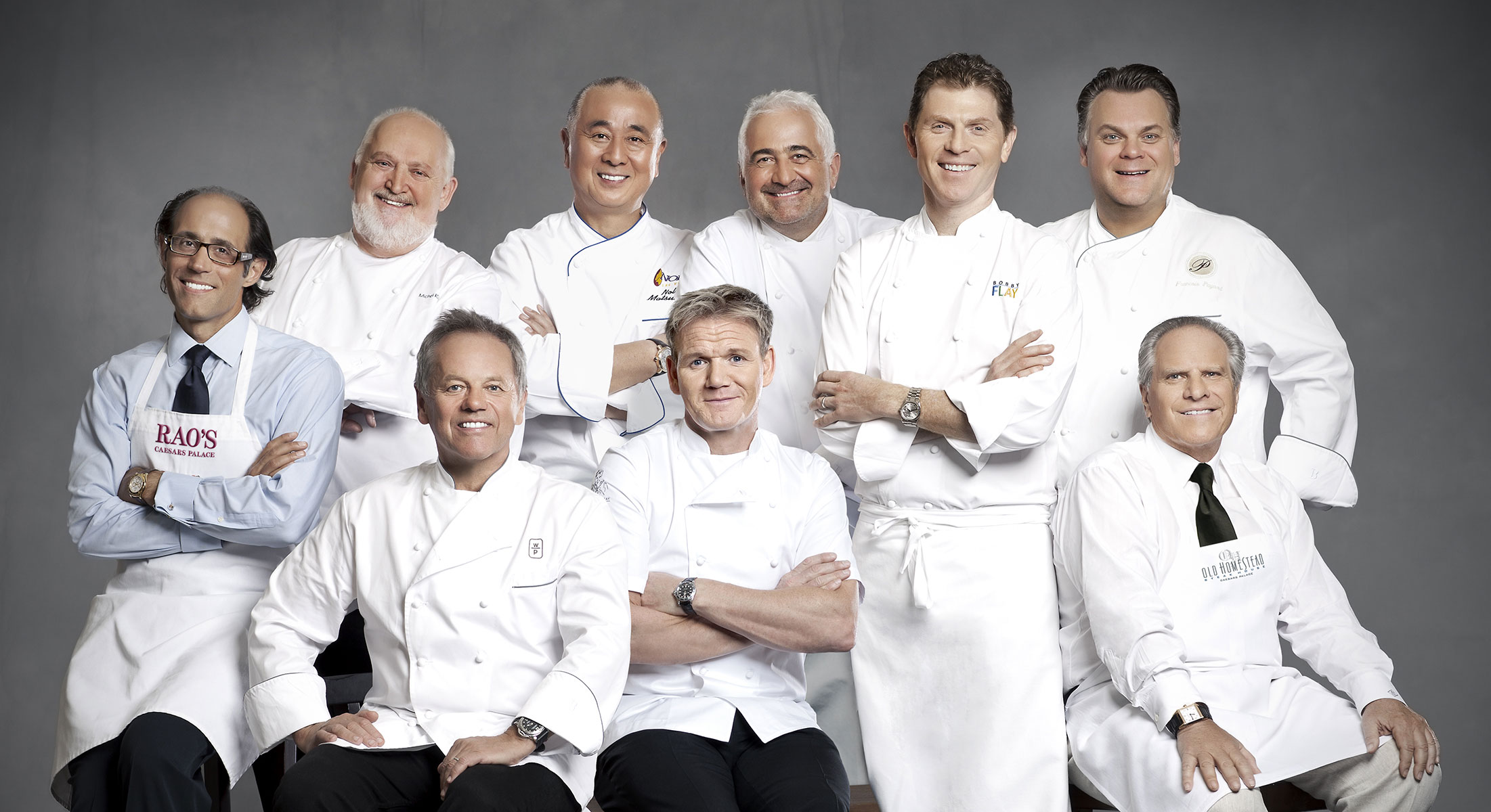 Caesars Palace Chef photography