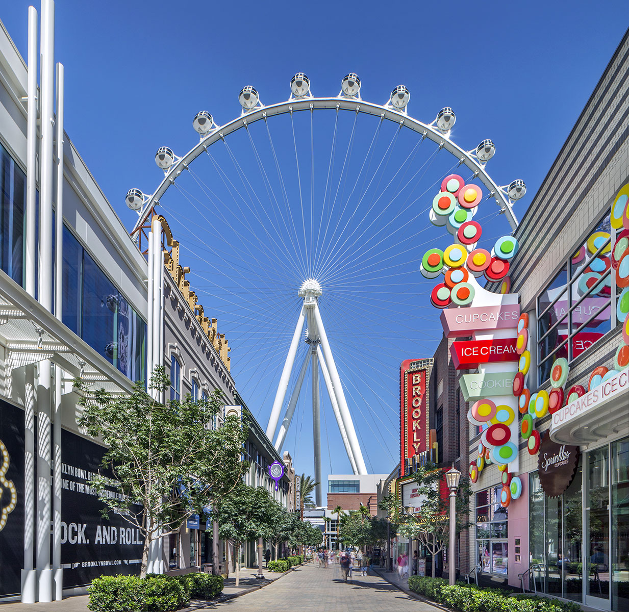 Caesars Entertainment Linq Las Vegas