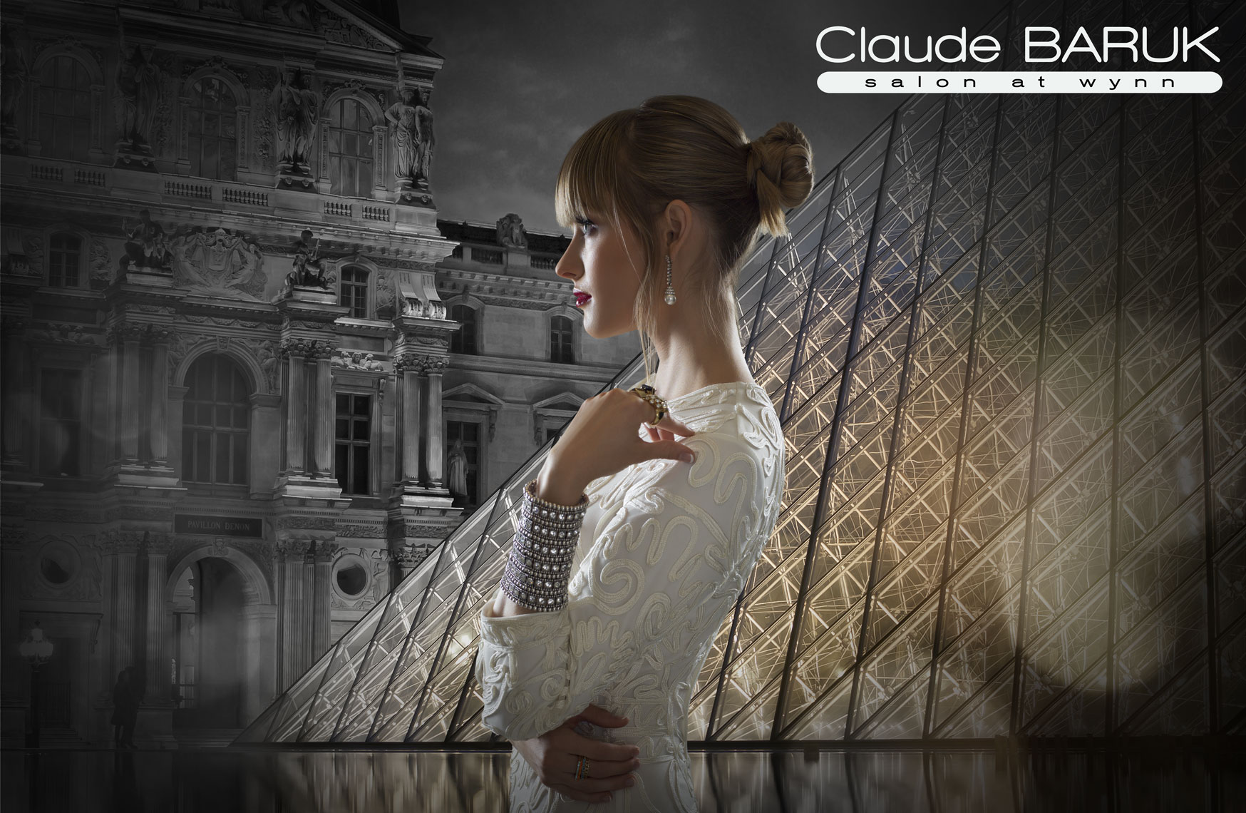 Claude Baruk Salon Wynn Encore Fashion Photography