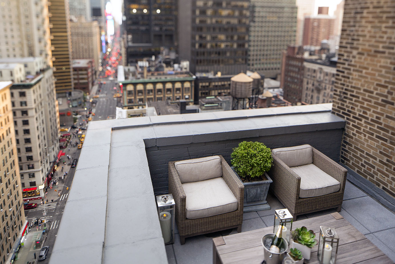 WestHouse Hotel New York Terrace